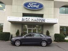 2014_Lincoln_MKZ_Base_ Norwood MA