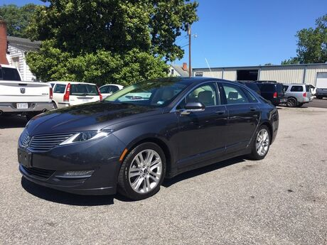 2014 Lincoln MKZ Hybrid Richmond VA