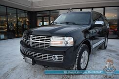2014_Lincoln_Navigator_/ 4X4 / Heated & Cooled Leather Seats / THX Speakers / Navigation / Sunroof / Rear Captain Chairs / 3rd Row / Seats 7 / Bluetooth / Back Up Camera / Cruise Control / Tow Pkg_ Anchorage AK