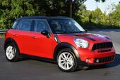 2014 MINI Cooper Countryman S 6-Speed