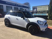 MINI Cooper Countryman S LEATHER, ROOF RACK, SPORT PACKAGE!!! LOADED AND EXTRA CLEAN!!! ONE OWNER!!! 2014
