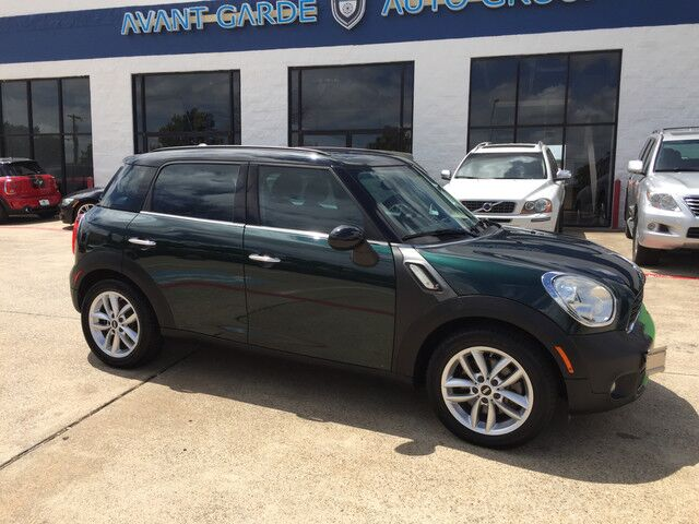 2014 MINI Cooper Countryman S NAVIGATION SPORT PACKAGE, LEATHER, PANORAMIC ROOF, WIRED PACKAGE!!! FULLY LOADED!!! ONE OWNER!!! Plano TX
