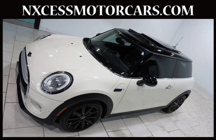 2014 MINI Cooper Hardtop XENON KEYLESS START LOW MILES. Houston TX