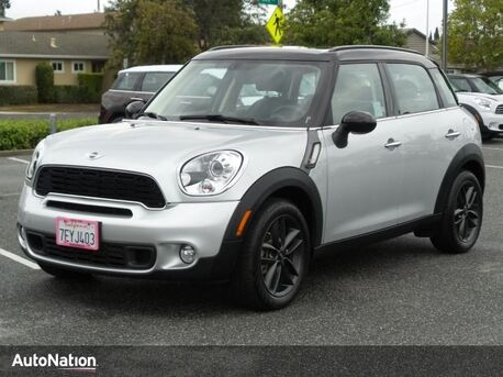 2014_MINI_Countryman_S_ Roseville CA