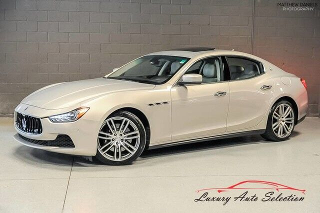2014_Maserati_Ghibli S Q4_4dr Sedan_ Chicago IL