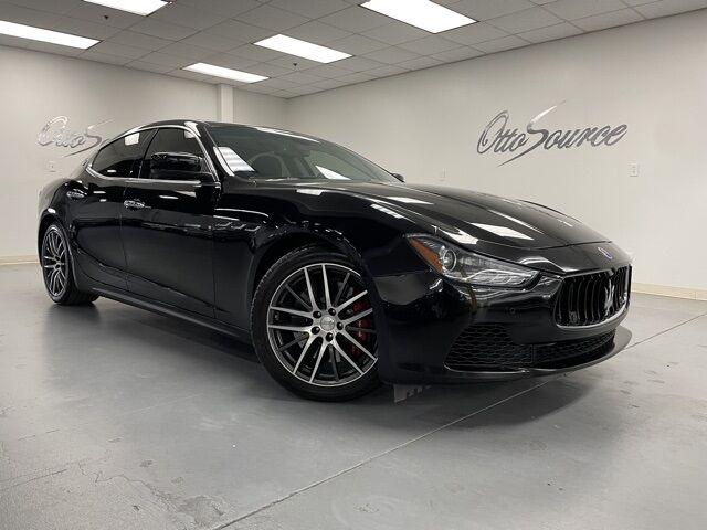 2014 Maserati Ghibli S Q4 Dallas TX