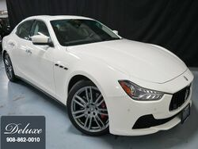 Maserati Ghibli S Q4 / Over $3000 in Options/ One-owner/ Maserati Warranty/ Red Brake Calipers 2014