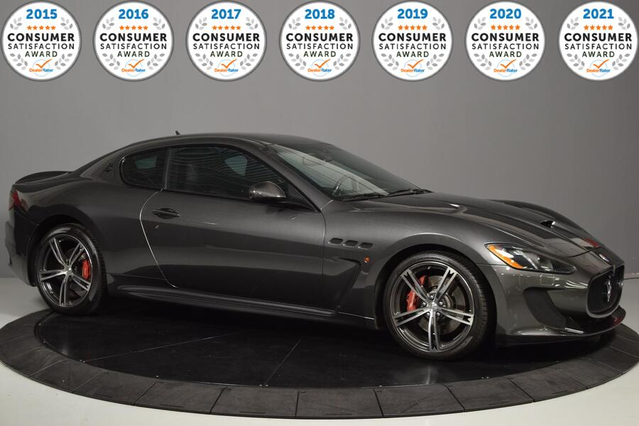 2014_Maserati_GranTurismo_MC_ Glendale Heights IL