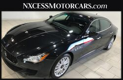2014_Maserati_Quattroporte_S Q4 Clean Carfax, Navigation, Leather, 1-Owner._ Houston TX