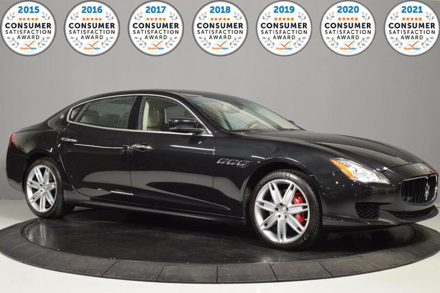 2014_Maserati_Quattroporte_S Q4_ Glendale Heights IL