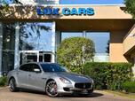 2014 Maserati Quattroporte S Q4 Nav Sport AWD MSRP $116,080