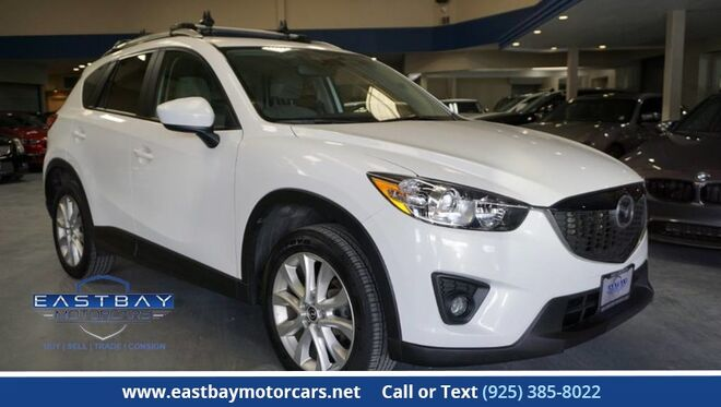 2014_Mazda_CX-5_Grand Touring All-Wheel-Drive_ San Ramon CA