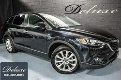 Mazda CX-9 Grand Touring AWD / One-owner/ Mazda Warranty/ Rearview Camera/ Heated Seats 2014