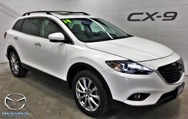 2014 Mazda CX 9 Grand Touring Peoria IL ...