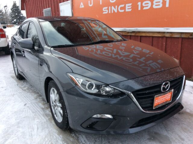 2014 Mazda MAZDA3 i Grand Touring MT 4-Door Spokane WA