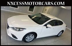 2014_Mazda_Mazda3_i Touring AUTOMATIC ALLOY WHEELS CLEAN CARFAX._ Houston TX
