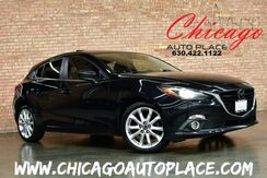2014_Mazda_Mazda3_s Grand Touring - 1 OWNER NAVI BACKUP CAM LEATHER HEATED SEATS KEYLESS GO_ Bensenville IL