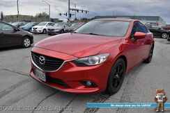 2014_Mazda_Mazda6_i Grand Touring / Power & Heated Leather Seats / Navigation / Sunroof / Bose Speakers / Keyless Entry & Start / Bluetooth / Back-Up Camera / Blind Spot Alert / Only 26k Miles / 38 MPG_ Anchorage AK