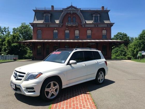 2014 Mercedes- GLK 250 BlueTEC Diesel Hopewell NJ