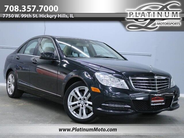 2014 Mercedes-Benz C 300 4Matic 1 Owner Pano Roof Nav Loaded Hickory Hills IL