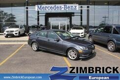 2014_Mercedes-Benz_C-Class_4dr Sdn C 300 Sport 4MATIC®_ Madison WI