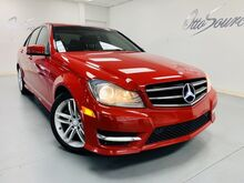 2014_Mercedes-Benz_C-Class_C 250_ Dallas TX