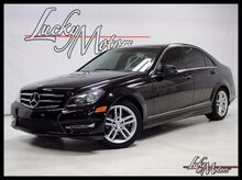 2014_Mercedes-Benz_C-Class_C 250 Sport Bluetooth Sunroof_ Villa Park IL