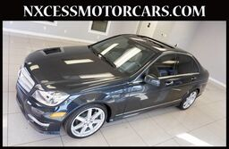 Mercedes-Benz C-Class C 250 Sport SEDAN HEATED SEATS NAVIGATION 1-OWNER. 2014