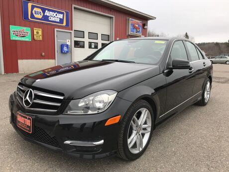 2014 Mercedes-Benz C-Class C 300 Luxury Sabattus ME