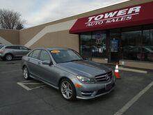 2014_Mercedes-Benz_C-Class_C 300 Luxury_ Schenectady NY