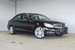 2014_Mercedes-Benz_C-Class_C 300_ Kansas City KS
