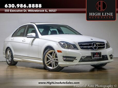 2014_Mercedes-Benz_C-Class_C 300 Sport_ Willowbrook IL