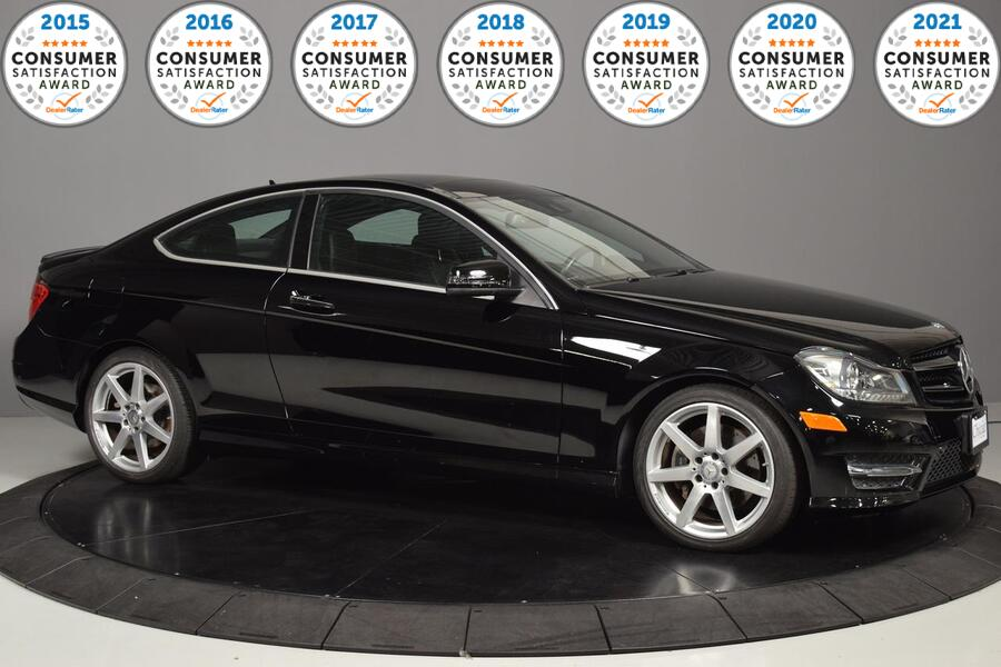 2014_Mercedes-Benz_C-Class_C 350_ Glendale Heights IL