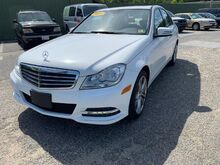 2014_Mercedes-Benz_C-Class_C300 4MATIC Sport Sedan_ Brandywine MD