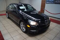 2014_Mercedes-Benz_C-Class_C300 4MATIC Sport Sedan_ Charlotte NC