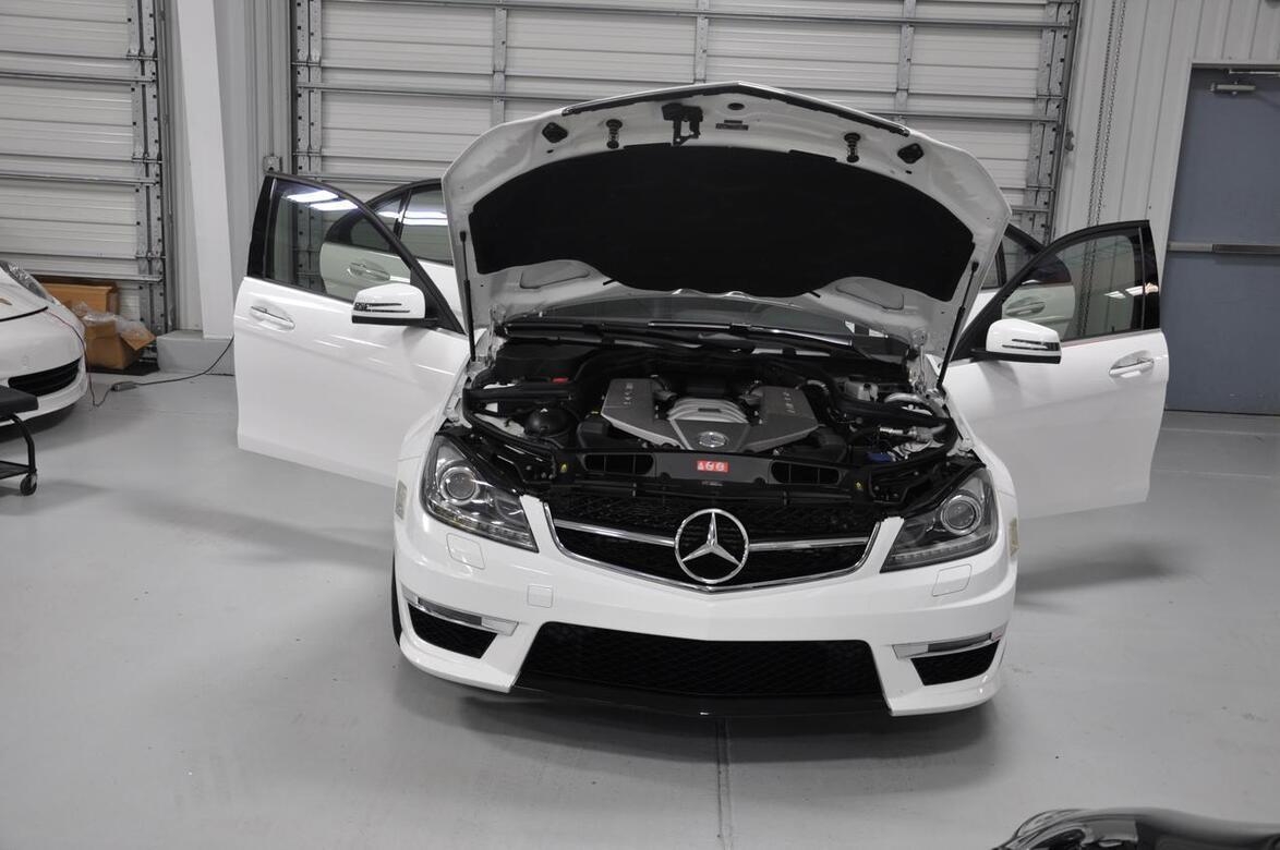 2014 Mercedes-Benz C-Class C63 AMG Tomball TX