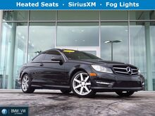 2014_Mercedes-Benz_C-class_C 350_ Kansas City KS