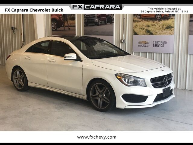 2014 Mercedes-Benz CLA CLA 250 Watertown NY
