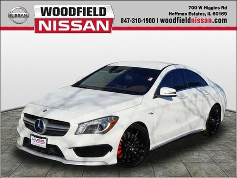 2014_Mercedes-Benz_CLA_CLA 45 AMG®_ Hoffman Estates IL