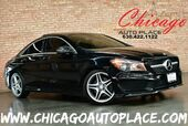 2014 Mercedes-Benz CLA-Class CLA 250 - 2.0L I4 TURBO ENGINE AMG SPORT PACKAGE FRONT WHEEL DRIVE NAVIGATION BACKUP CAMERA BLACK LEATHER HEATED SEATS SPORT SEATS PANO ROOF HARMAN/KARDON AUDIO