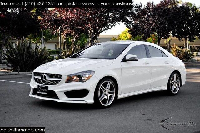 2014 mercedes benz cla class cla 250 amg wheels harman kardon 1 owner 0 accidents fremont. Black Bedroom Furniture Sets. Home Design Ideas