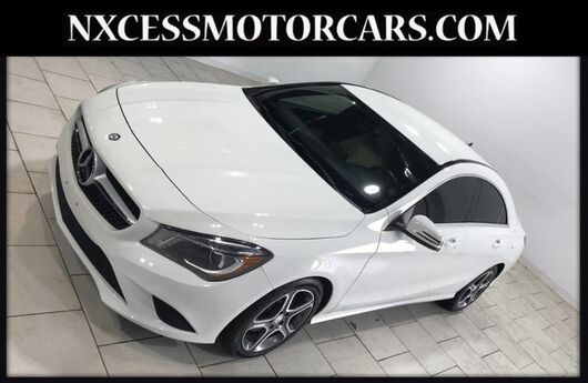 2014 Mercedes-Benz CLA-Class CLA 250 LEATHER LUXURY COMPACT Houston TX