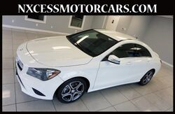 2014_Mercedes-Benz_CLA-Class_CLA 250 PREMIUM PKG HEATED SEATS 1-OWNER._ Houston TX