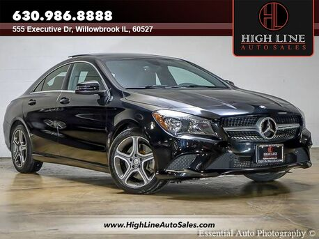 2014_Mercedes-Benz_CLA-Class_CLA 250_ Willowbrook IL