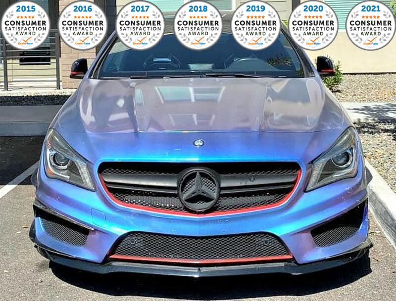 2014_Mercedes-Benz_CLA-Class_CLA 45 AMG_ Glendale Heights IL