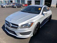 2014_Mercedes-Benz_CLA-Class_CLA250_ Charlotte NC