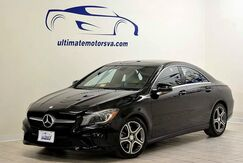2014_Mercedes-Benz_CLA250_Panoramic Sunroof_ Midlothian VA