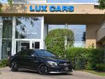 2014 Mercedes-Benz CLA45 AMG Panoroof Nav P1 4MATIC MSRP $55,700