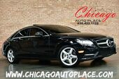 2014 Mercedes-Benz CLS 550 4MATIC - 4.6L BI-TURBO V8 NAVIGATION BACKUP CAMERA KEYLESS GO BLACK LEATHER HEATED/COOLED SEATS XENONS DYNAMIC SEATS KEYLESS GO POWER SUNSHADES