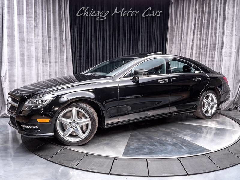2014_Mercedes-Benz_CLS 550_4MATIC_ Chicago IL